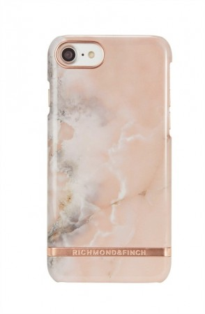 Pink Marble iPhone 7